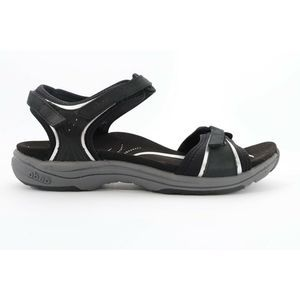 Abeo Sandals Goleta Black Size US 8.5  ( EPB)4348